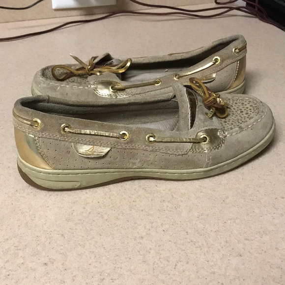 Sperry Top Sider 8 Loafers